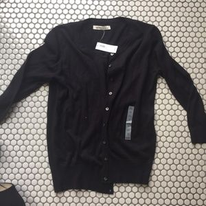 Old Navy Black Cardigan Size Small